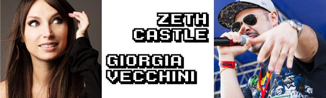 Zeth Castle e Giorgia Cosplay